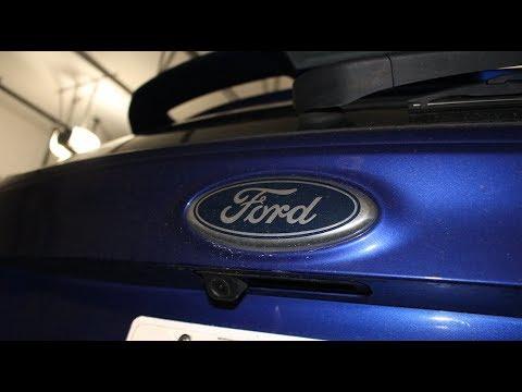 backup camera install ford focus st youtube rh youtube com Backup Camera Ford Focus St Ford Explorer Backup Camera