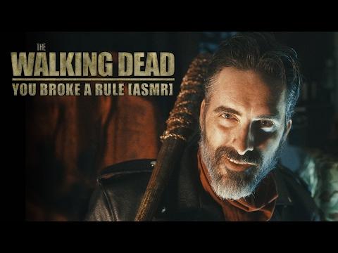 You Broke a Rule: A Walking Dead / Negan ASMR Roleplay [ASMR]