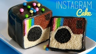 Instagram Cake - Modeling Clay Tutorial - Miniature Food Thumbnail