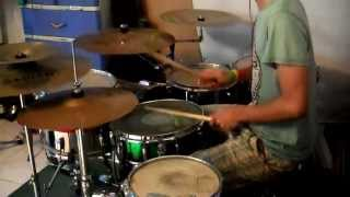 Another Jrock drum cover..Hahaha.. Very cool song, love the cowbell...