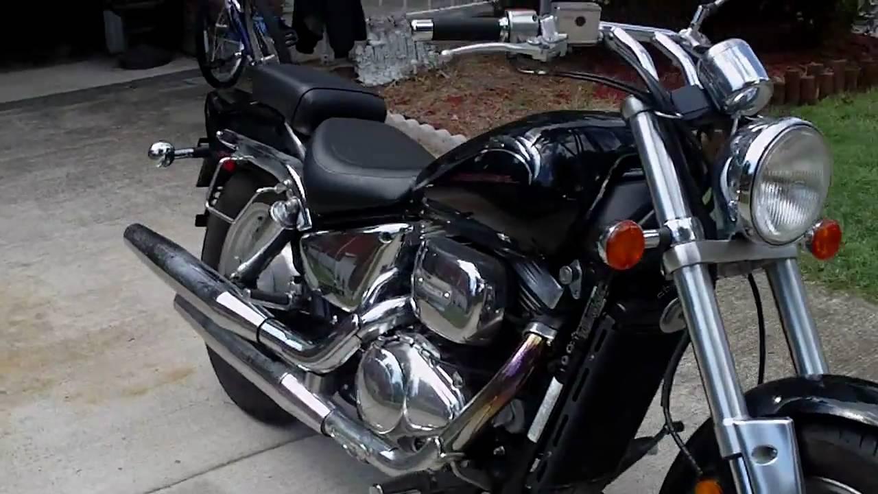 2000 suzuki marauder vz800 [ 1280 x 720 Pixel ]