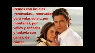 Golondrinas viajeras con letras Joan sebastian y Lucero mp4