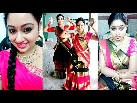 Meghna Vincent | Chandanamazha Amrutha new Musically Videos
