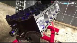M3 e46 moteur pistons .