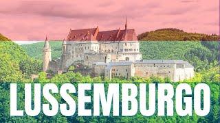 PERSI IN LUSSEMBURGO - Vianden, Beaufort, Larochette e... (Discovering Luxembourg Ep.2)