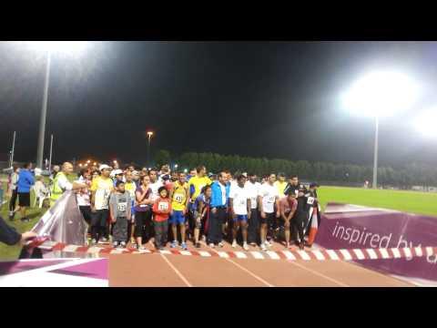 2014 Happy New year Zone Aspire ..Qatar Doha الدوحة قطر