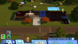 Sims 3 Plus Pets: First House