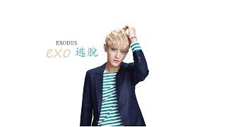Lyrics EXO-M - EXODUS (逃脫) Pinyin/Chinese/English] COLOR CODED TRANSLATION