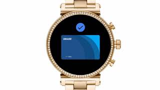Demonstración del Reloj Michael Kors Access MKT5062 NFC 1 Sofie