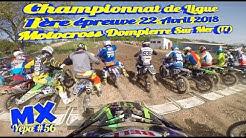 Motocross Dompierre sur Mer 2018