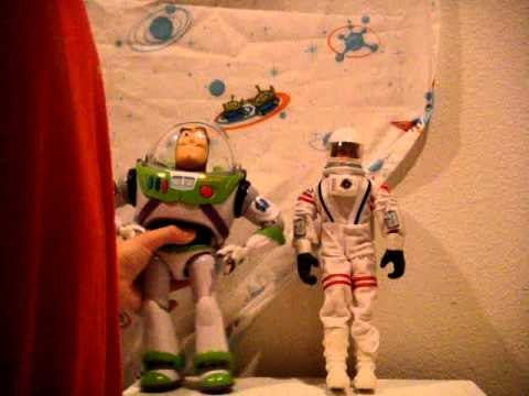 Toy story 3 ken mission to mars review by MTtoys