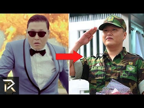 10 Crazy Things You Didnt Know About PSY