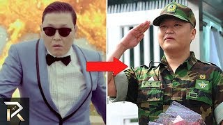 10 Crazy Things You Didn 39 T Know About Psy