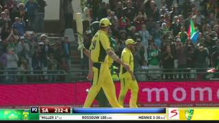 Download South Africa vs Australia - 5th ODI - Match  Highlights Mp3 and Videos