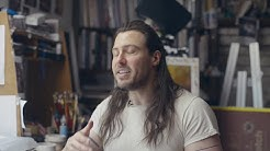 """Boris Vallejo and Julie Bell on painting Andrew W.K.'s album cover, """"You're Not Alone"""""""