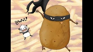 ROBLOX Animation: POTATO NINJA!