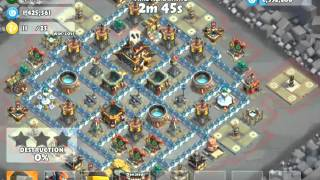 Samurai Siege Attacking Strategy - Trolls and Masters