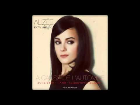 "Alizee New Song 2012 ""A Cause De L´Automne"" - YouTube"