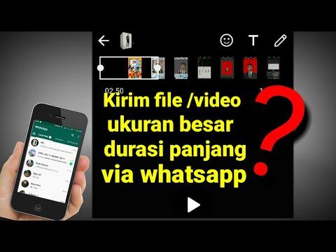 Cara Mengatasi WhatsApp Tidak Bisa Mengirim Pesan atau Chat.