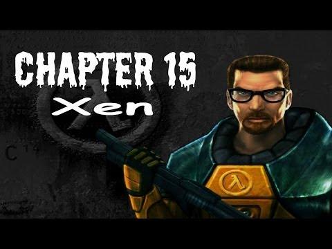 Half-Life (100%) Walkthrough (Chapter 15: Xen)