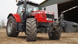 Rolnik Szuka... Traktora - Massey Ferguson 7615 ||17 ( Prezentacja / Walkaround)