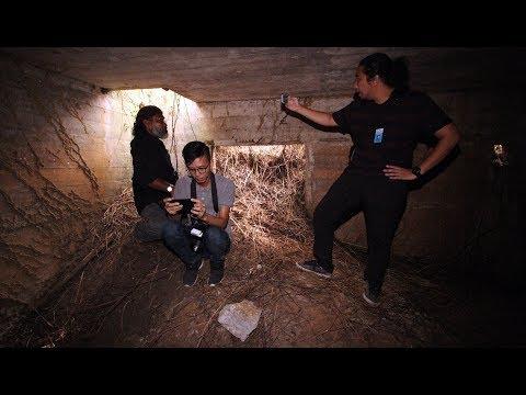 WWII underground bunker found at Sultan Azlan Shah Airport