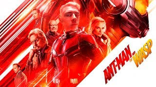 Человек муравей и оса-Обзор Фильма