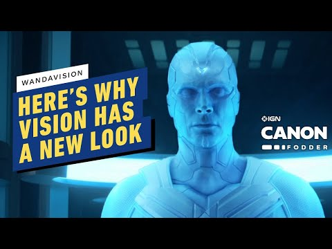 WandaVision Episode 8: WTF's Going On With Vision? Is He a New Villain?| MCU Canon Fodder