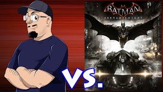 Johnny vs. Batman: Arkham Knight