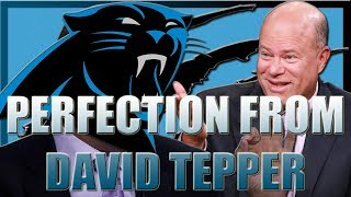MY REACTION TO DAVID TEPPER'S PERFECT PRESS CONFERENCE AFTER OWNER'S MEETING! | @Shellitronnn