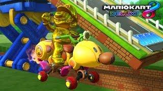 MARIO KART 8 DELUXE: ¡LAS MEJORES COMBINACIONES Y PERSONAJES! | Nintendo Switch
