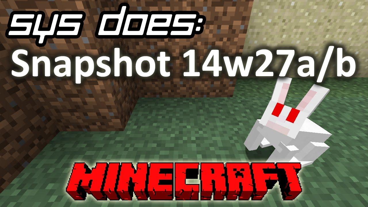 minecraft how to get killer rabbit