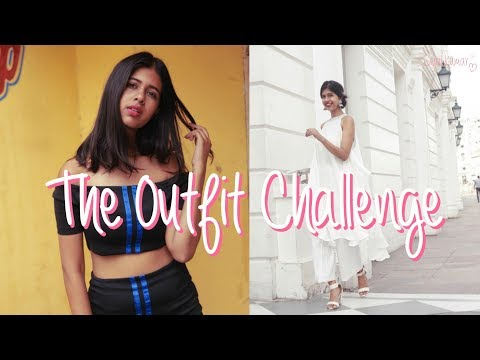 The Outfit Challenge: Dressing like KYLIE JENNER, THE MET GALA | Sejal Kumar