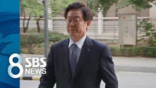 """의사들 """"이재명 특정 부위에 점 없다""""…김부선 """"밀실 검증"""" / SBS"""