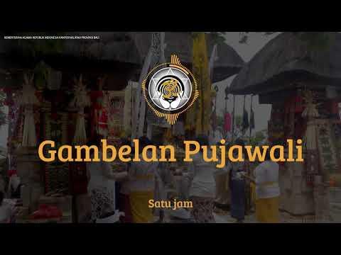 #Gambelan PujaWali/Odalan | #Bali | 1 Jam | #audio