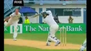 Pakistan vs New Zealand Day 3 PART 5 Highlights 3rd Test Cricket Napier 2009.avi