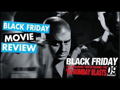 Black Friday Full Movie Review | Anurag Kashyap