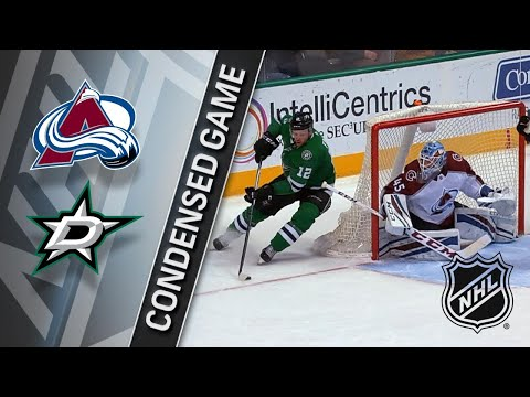 01/13/18 Condensed Game: Avalanche @ Stars