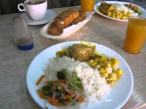 $1.75 Desayuno in Quito Ecuador