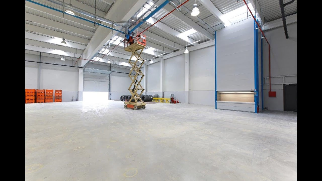 Cold Storage Warehouse Construction By American Walk In Coolers AWIC  1-800-430-4468