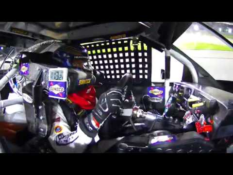 Kevin harvick 2014 great clips 300 onboard last half from for Atlanta motor speedway ride along