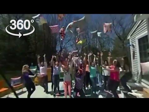 Wayfair Musical Remix TV Spot - 360° Video