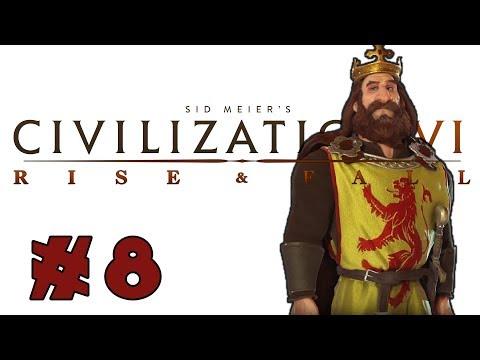 Civilization VI: Rise and Fall! -- SCOTLAND -- Part 8