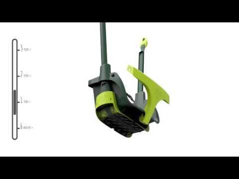 Quadpod Swing Animation