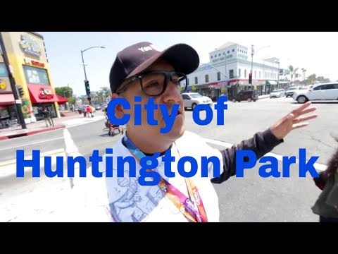 Huntington Park/ Florence And Pacific Blvd