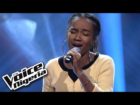 Viveyaan sings 'The Worst' / Blind Auditions / The Voice Nigeria 2016