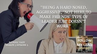 How Leaders Stack the Deck in Their Favor with Roderic Yapp Video