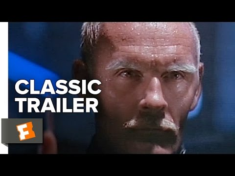 Random Movie Pick - American Cyborg: Steel Warrior (1993) Official Trailer - Sci-Fi Movie HD YouTube Trailer