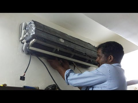 O General 1.5 Ton A/c indoor Unit Cleaning