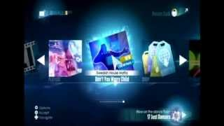 Just Dance 2015 song list ( On WII)